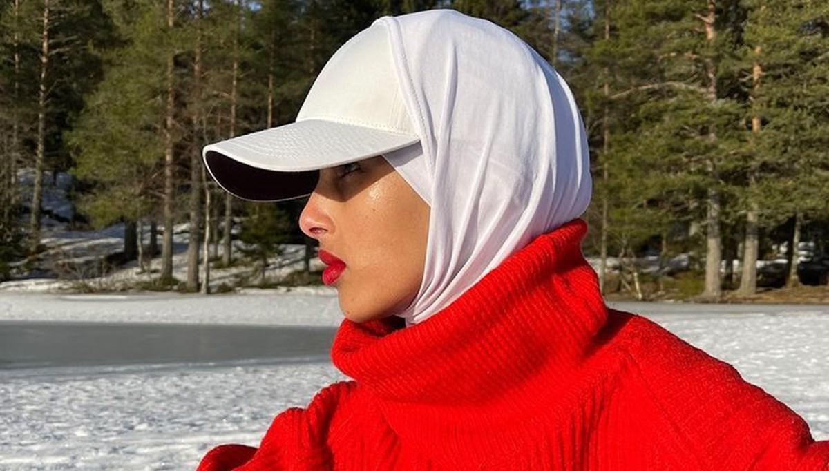 Rawdah Mohamed Batı'nın ilk başörtülü moda yöneticisi oldu