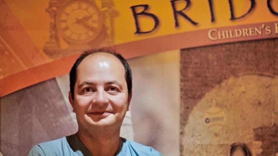 Pittsburgh Üniversitesi Tıp Fakültesi Öğretim Üyesi Dr. Ergin Koçyıldırım