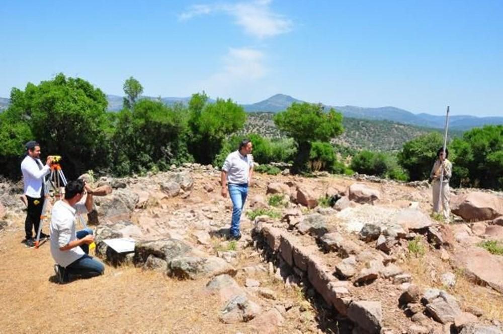 Aigai Antik Kenti'nde 3 bin mezar: Ortalama yaşam 40-45 yıl - 10