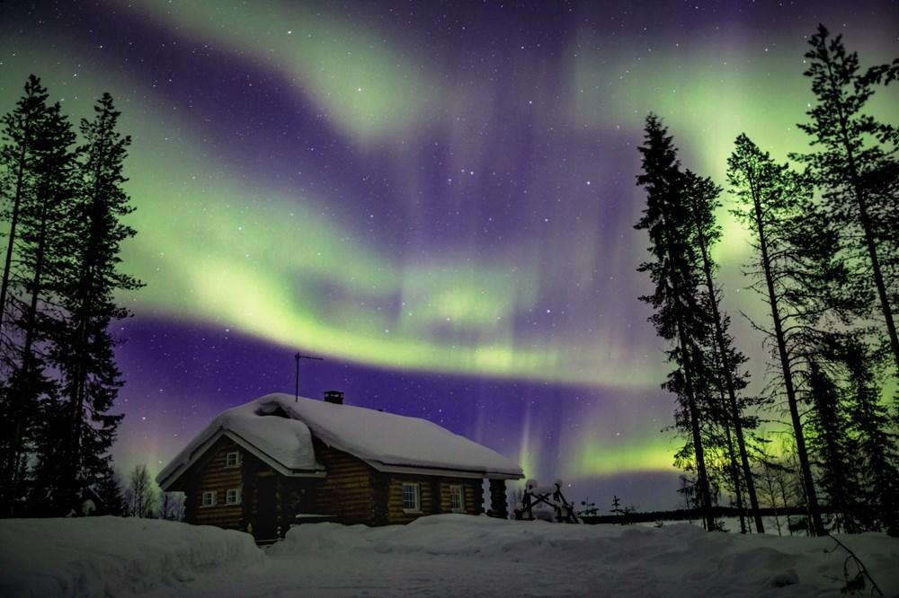 Binlerce yıldır insanlığı büyüleyen kuzey ışıklarının nasıl meydana geldiği ilk kez kanıtlandı - 1