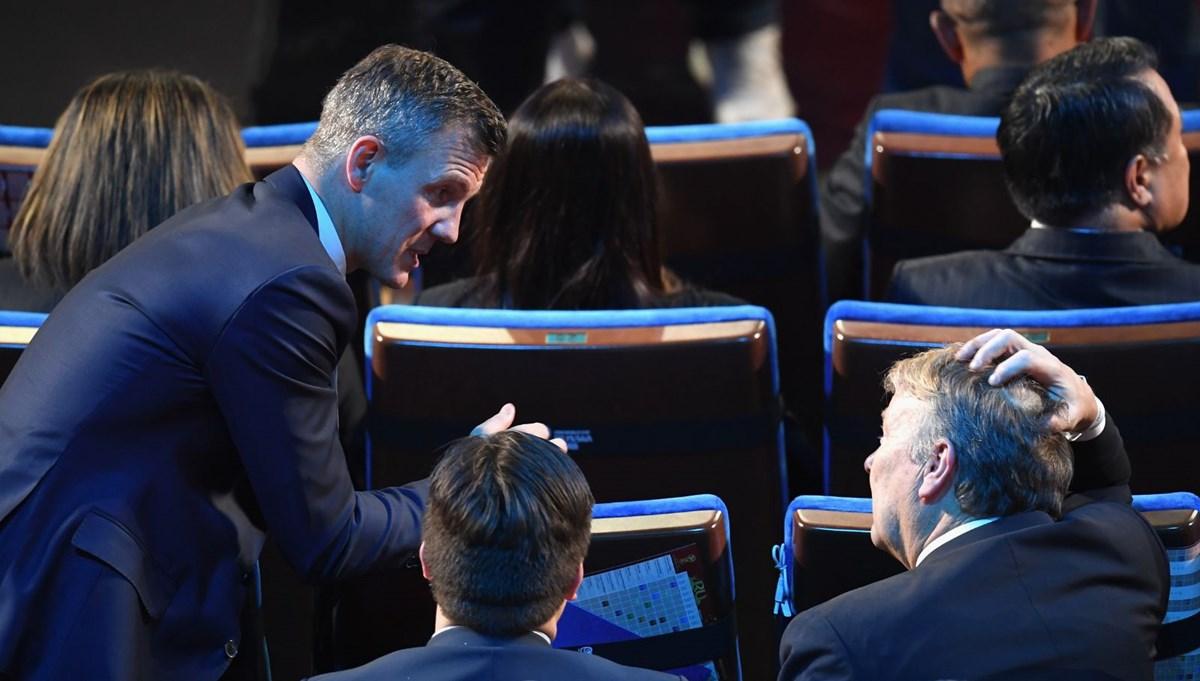 Taciz skandalı sonrası İzlanda Futbol Federasyonu Başkanı Gudni Bergsson ve yönetiminden istifa
