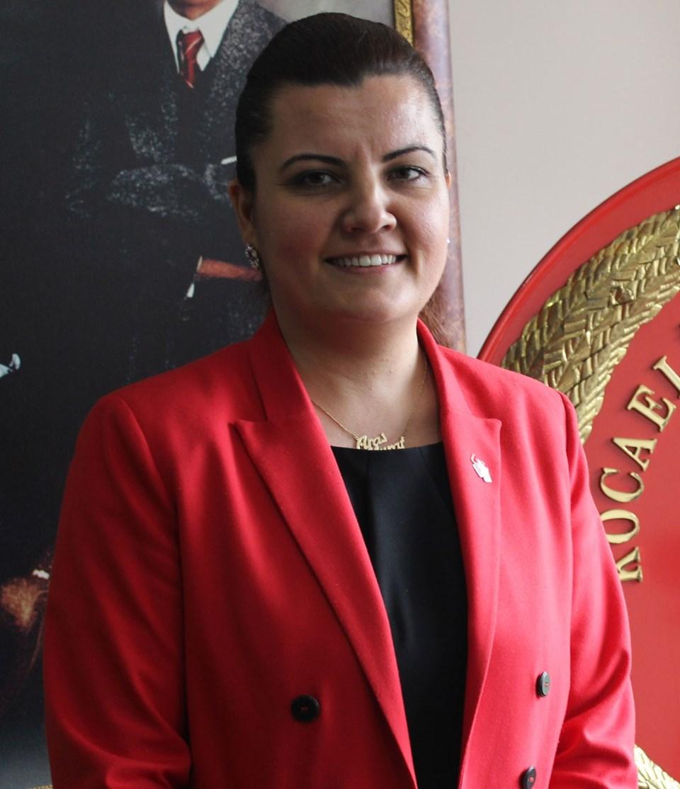 CHP Kocaeli Milletvekili Fatma Kaplan Hürriyet