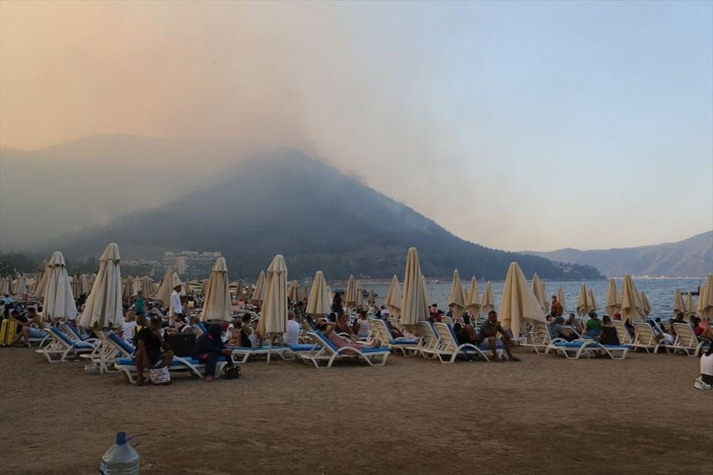 Antalya, Adana, Mersin,Muğla, Osmaniye ve Kayseri 'de orman yangınları - 33