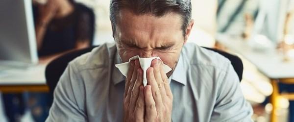 """""""Kar yağmadı, mikroplar havada asılı kaldı, hastalıklar arttı"""""""