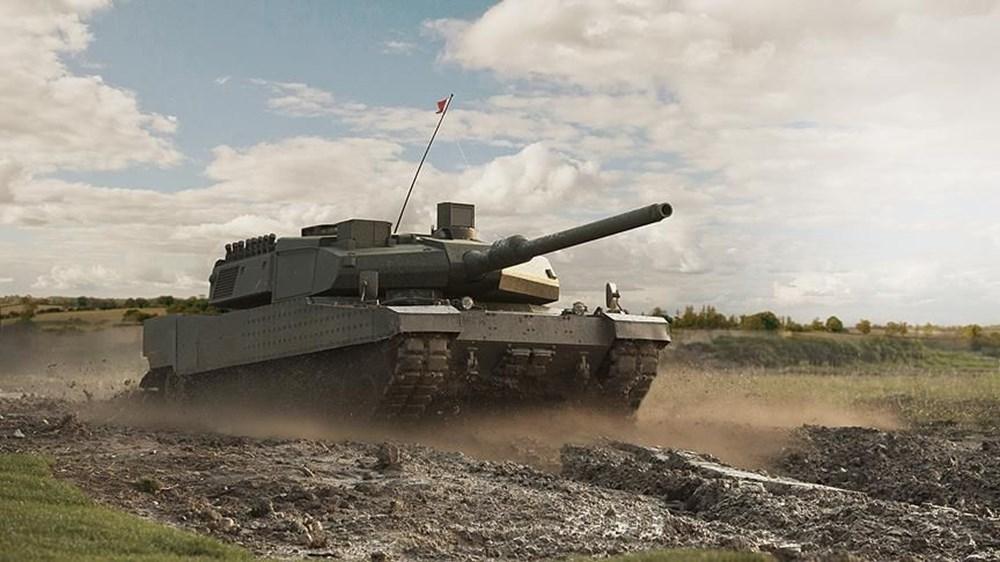 Mayına karşı korumalı Türk zırhlısı: COBRA II MRAP (Türkiye'nin yeni nesil yerli silahları) - 80