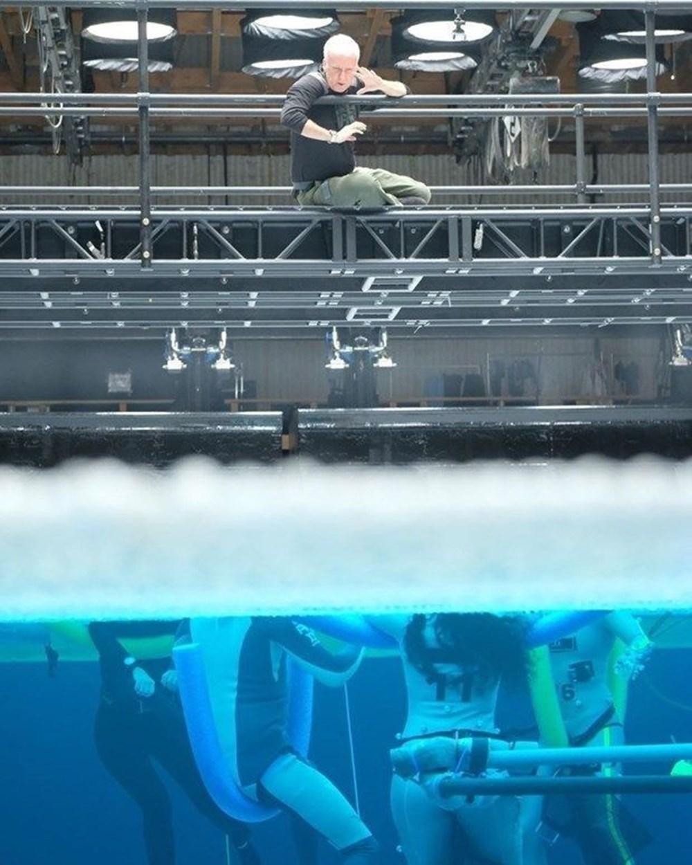 James Cameron: Avatar 2'nin çekimleri bitti - 5