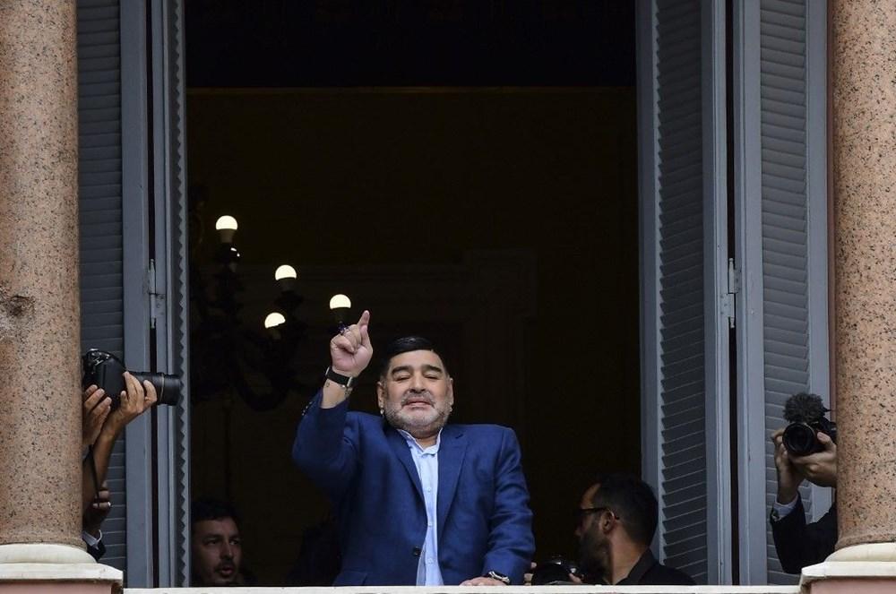 Diego Maradona'nın adını/lakabını filmde kullanamayacaklar - 7