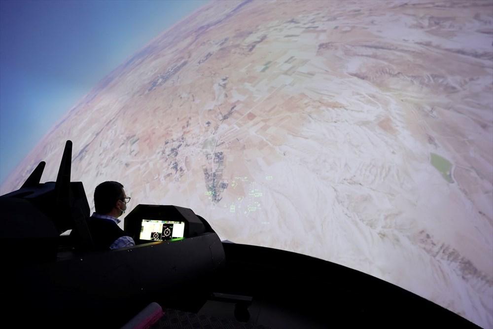 Jet eğitim uçağı Hürjet'te sona doğru - 10