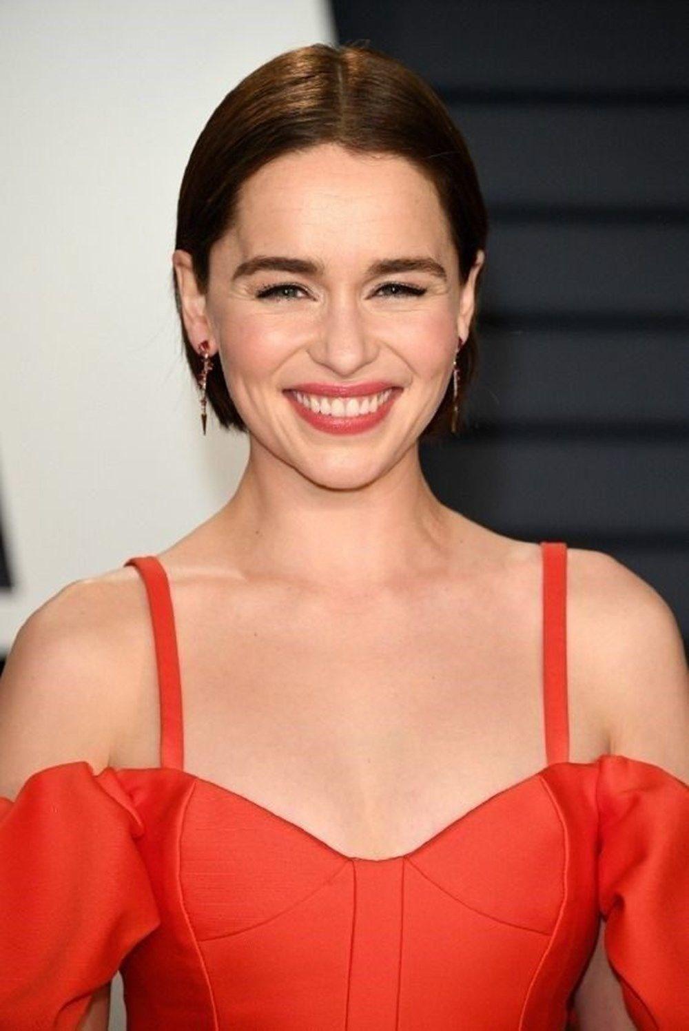 Emilia Clarke: Erkek oyunculara ayrıcalıklı davranıldı - 4