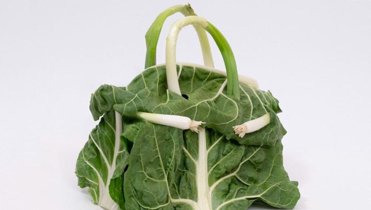 Sebzelerden Hermes Birkin çantalar