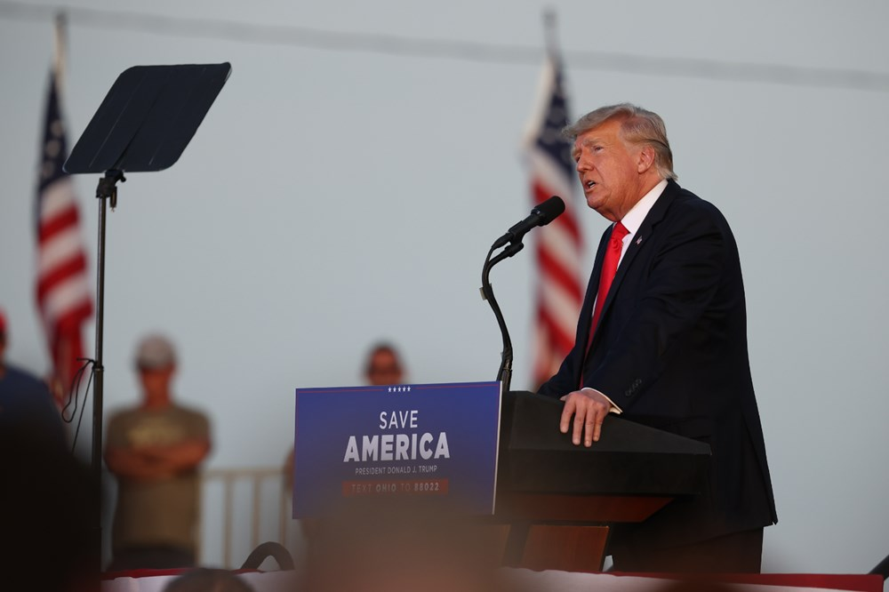 Donald Trump meydanlara döndü: Amerika'yı geri alacağız ve bunu yakında yapacağız - 7