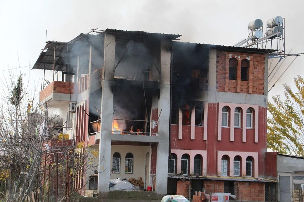 Antalya'da ağlatan yangın - 10