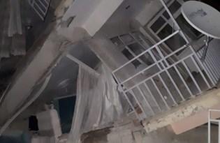 Elazığ'da 6,8'lik deprem (Bölgeden ilk fotoğraflar)