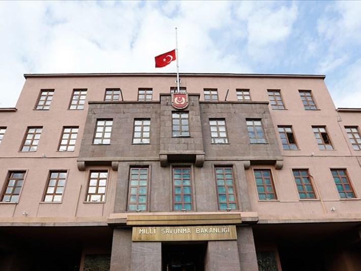 SON DAKİKA HABERİ: ''Pençe-Kaplan Operasyonu'nda 8 PKK'lı terörist etkisiz hale getirildi''