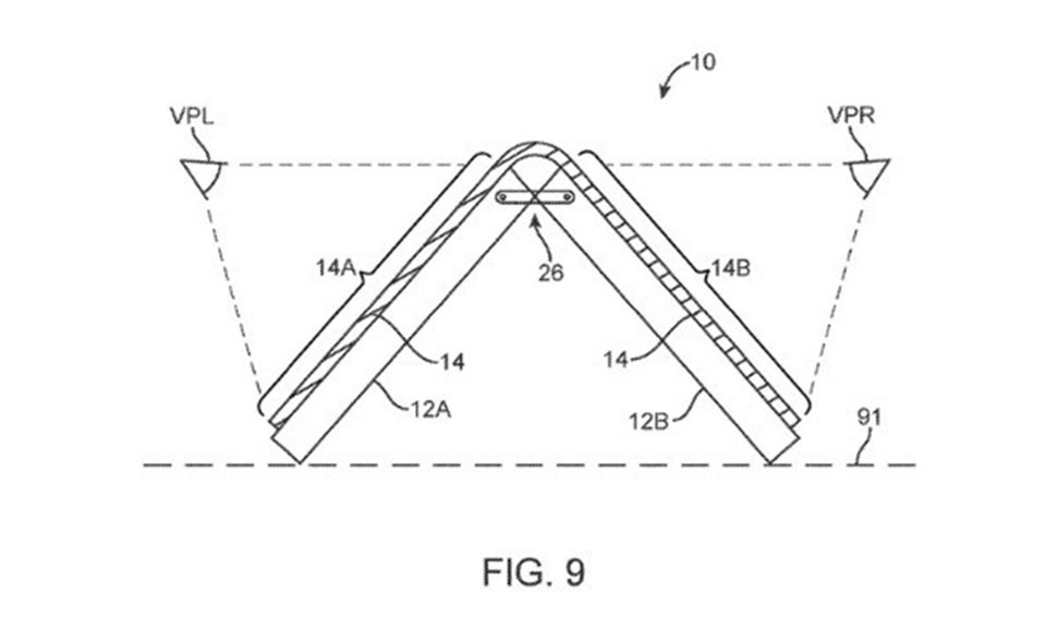 Apple'ıngeçtiğimiz dönemde yaptığı patent başvurusu teknoloji devinin yeniiPhone'larabenzer yenilikler getirme arayışında olduğunu gözler önüne serdi.