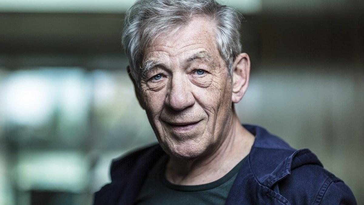 Ian McKellen: Corona virüs deneyimli oyuncuların zamanını çalıyor
