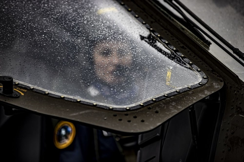 Türkiye'nin ilk kadın taarruz helikopter pilotu - 15