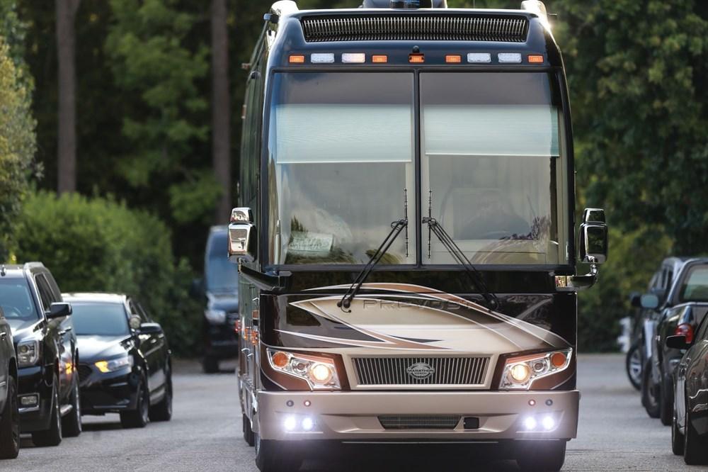 Justin Bieber'ın ultra lüks kamp otobüsü - 4