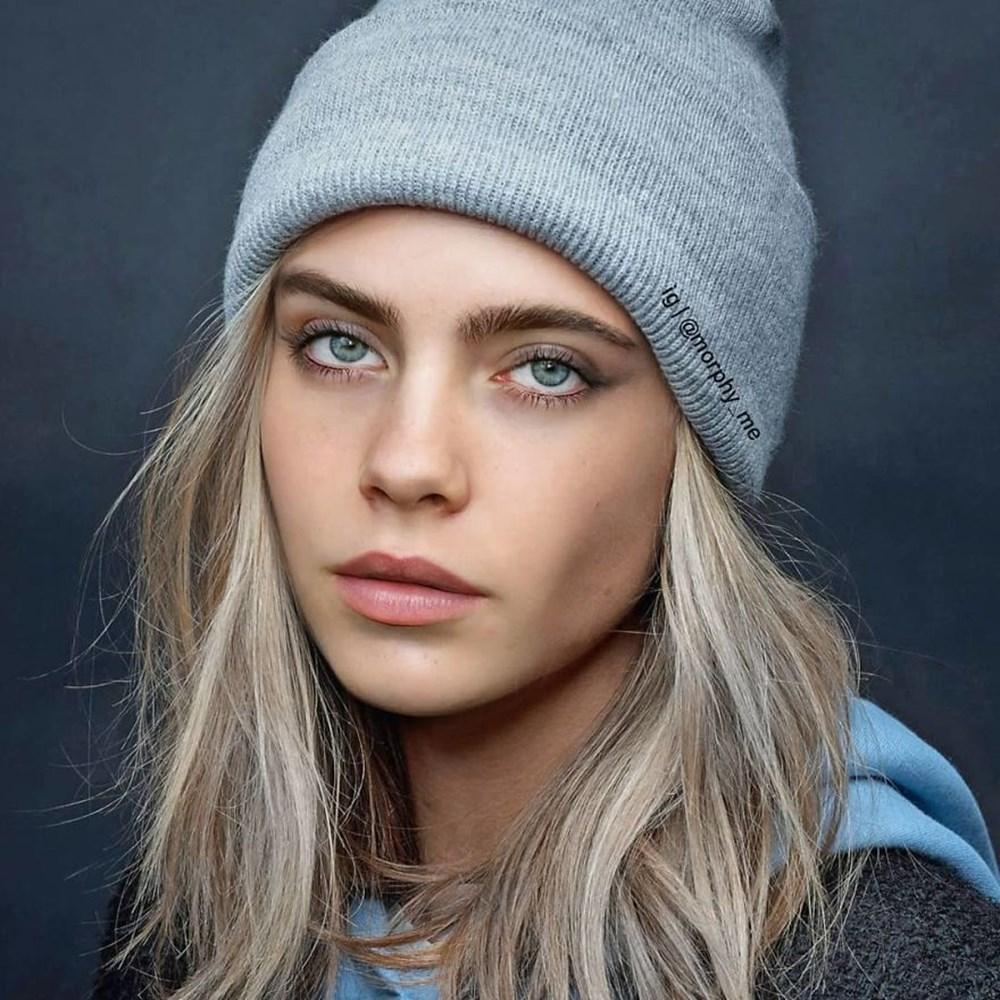 Zoe Kravitz Vs Amber Heard: Ünlülerin Yüzleri Birleşseydi Nasıl Görünürdü?