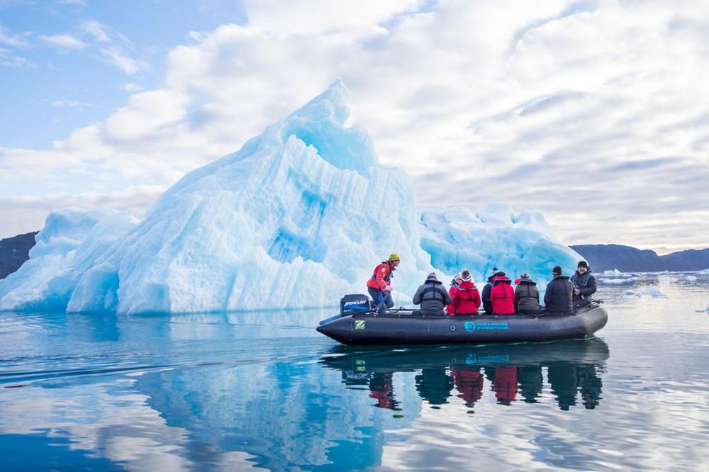 Grönland yok oluşa adım adım yaklaşıyor: Erime durdurulamaz seviyede - 4