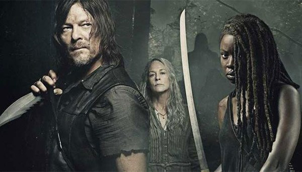 The Walking Dead'in 10. sezon finali corona virüs nedeniyle ertelendi