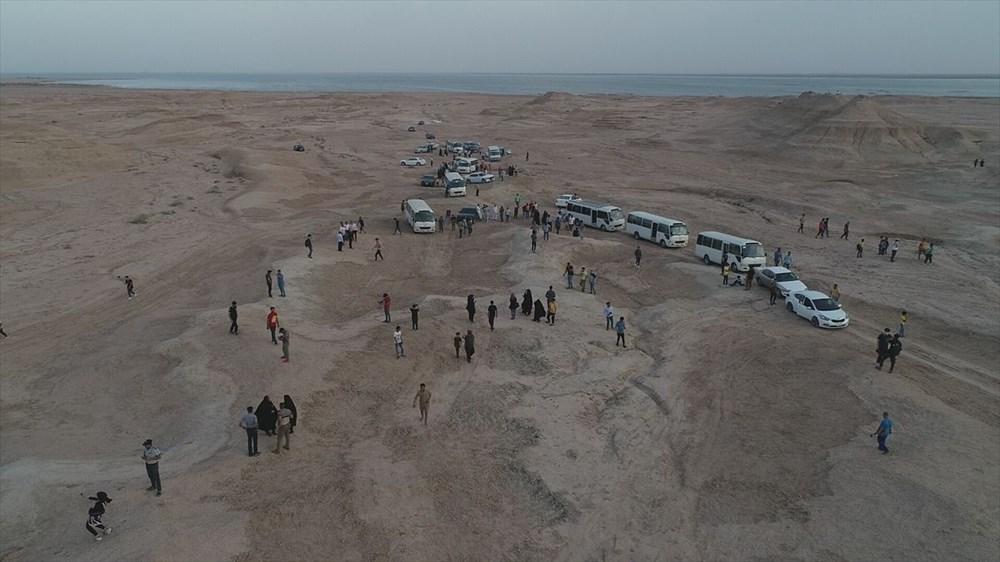 Necef Denizi: Kuraklığın ardından gelen mucize - 34