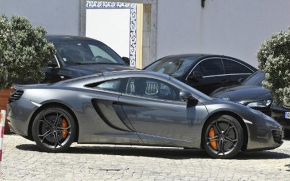 Cristiano Ronaldo dünyanın en pahalı arabasını aldı (Ronaldo'nun otomobil koleksiyonu) - 25