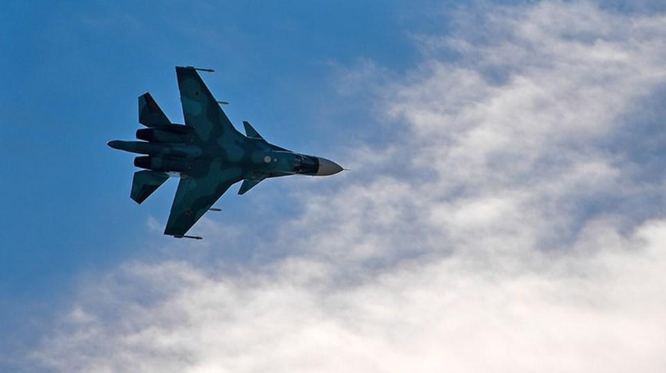 Rus savaş uçakları, El Kaide bağlantılı Heyet Tahrir-ü Şam'ı sık sık hedef alıyor.