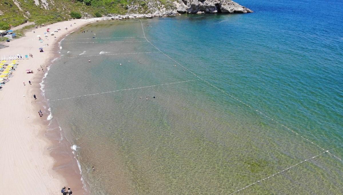 İstanbul'un mavi bayraklı tek plajı: Şile Uzunkum Plajı