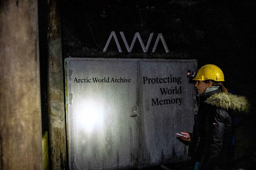 Norveç, ulusal hazinelerini dijital olarak dondurup Arktik arşivinde saklıyor - 3