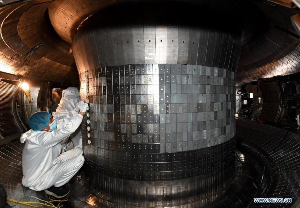 Çin'in sonsuz enerji kaynağı yapay Güneş'i rekor kırdı: Gerçeğinden 10 kat daha sıcak - 17