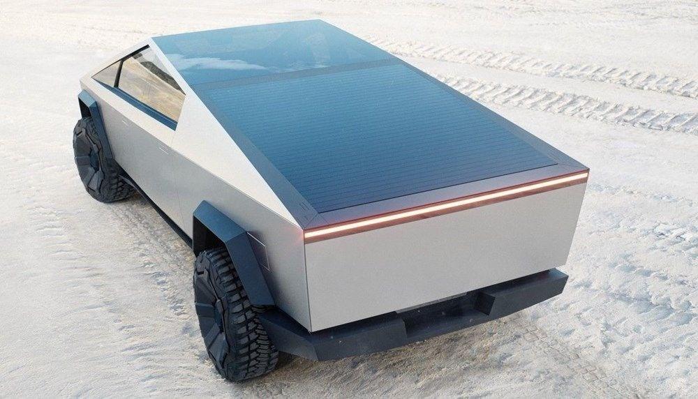 Tesla Cybertruck yüzebilecek mi? (Elon Musk'tan ilginç açıklama) - 9