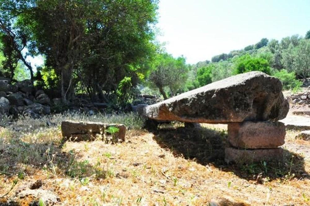 Aigai Antik Kenti'nde 3 bin mezar: Ortalama yaşam 40-45 yıl - 19