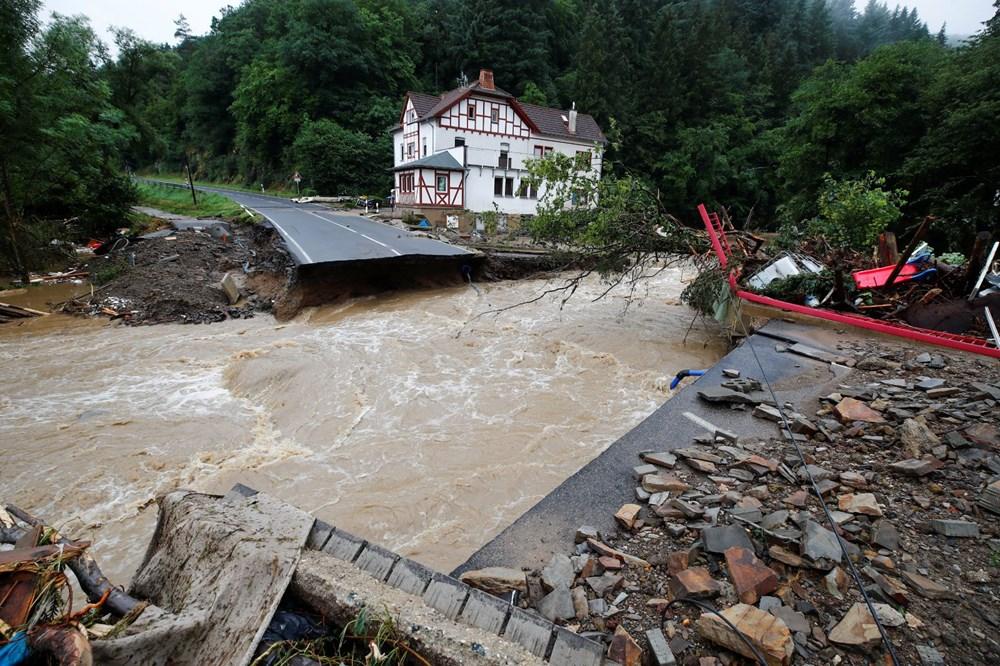 Almanya'da sel felaketi: Ölü sayısı 100'ü aştı - 4