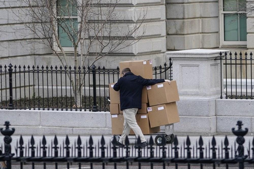 Trump Ailesi Beyaz Saray'dan taşınıyor - 9