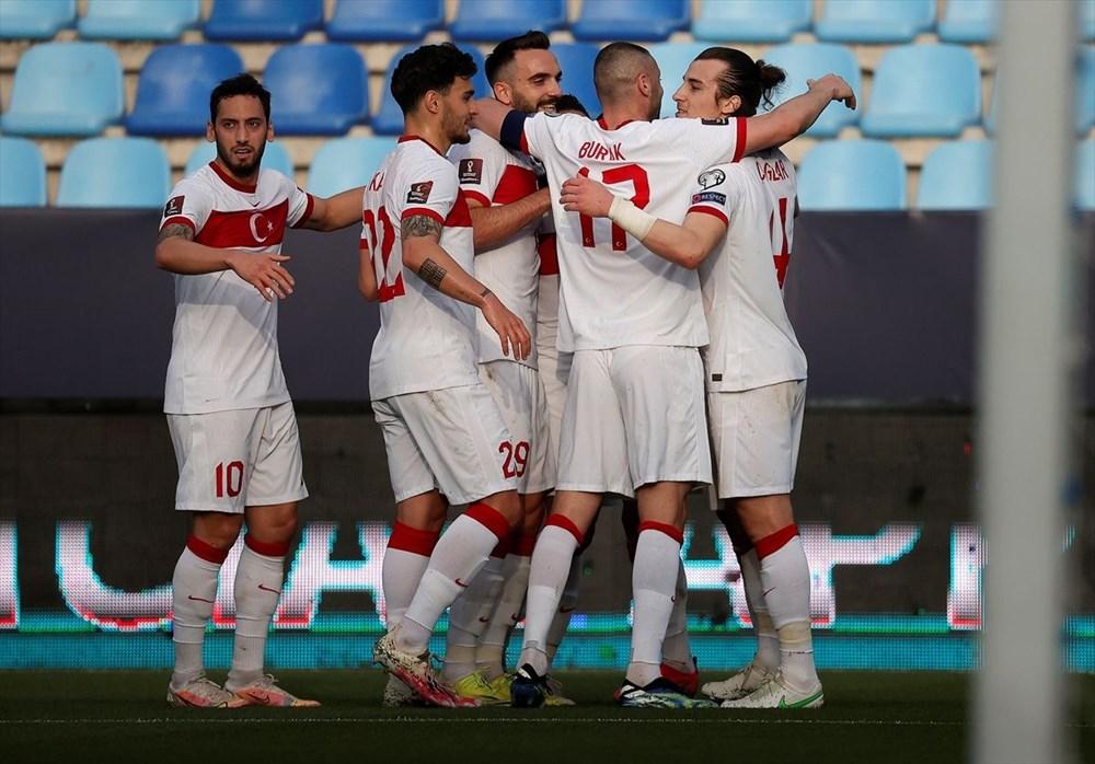 Türkiye, Norveç karşısında farklı kazandı (Dünya Kupası Elemeleri) - 5