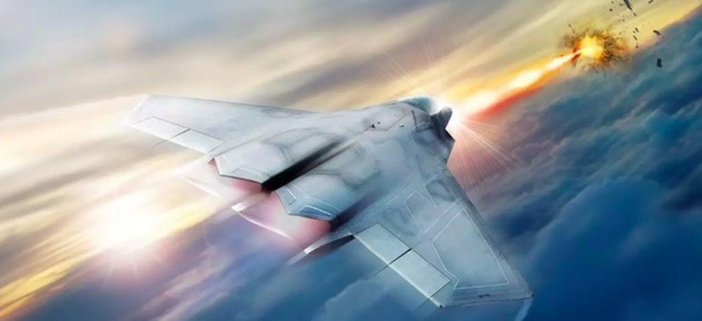 F-35'ten bir ilk (Nükleer bomba ile uçtu) - 27
