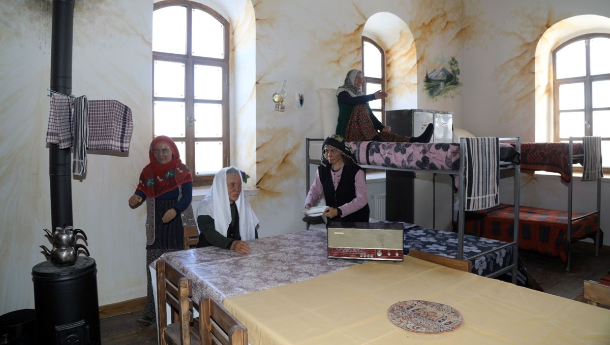 Sivas'ta cezaevi müzeye dönüşüyor