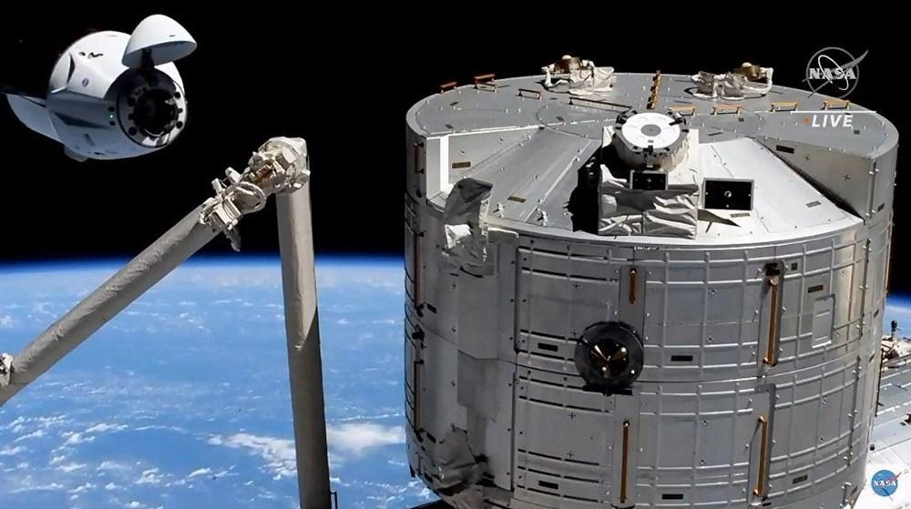 Uzay on yılın en kalabalık günlerini yaşıyor: SpaceX ile birlikte 11 astronot oldu - 2
