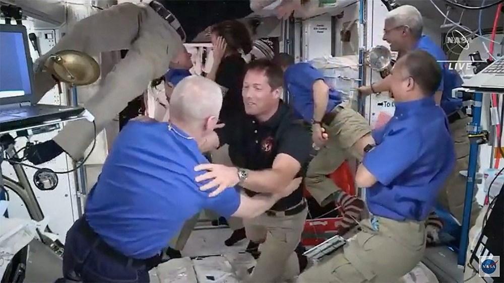 Uzay on yılın en kalabalık günlerini yaşıyor: SpaceX ile birlikte 11 astronot oldu - 7
