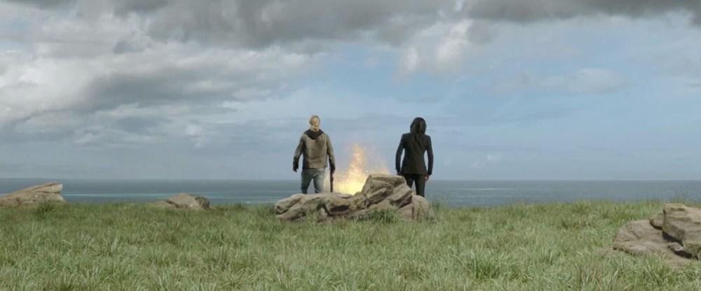 Thor: Love  Thunder'dan yeni set görüntüleri - 3
