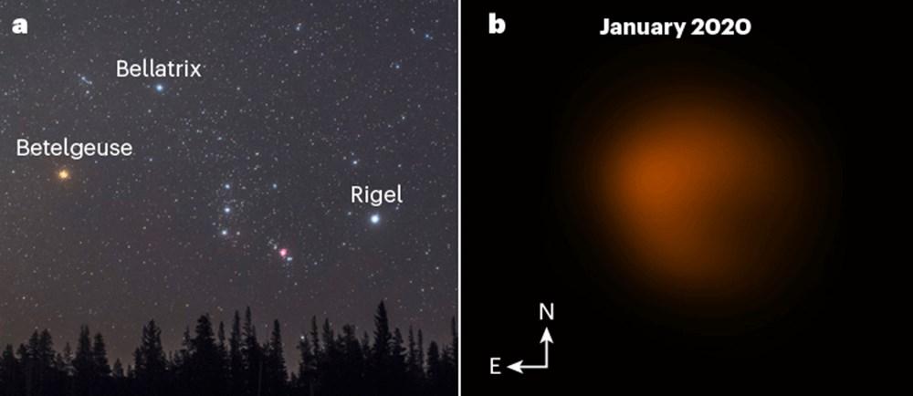 """Devasa yıldız """"Betelgeuse""""un geçen yıl aniden ortadan kaybolmasının gizemi çözüldü - 2"""