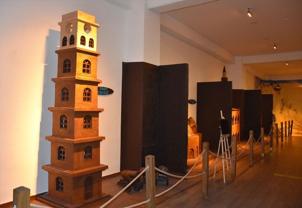 Bursa'nın en tatlı müzesi: 8 ton çikolata kullanıldı (Bursa Çikolata Müzesi) - 7