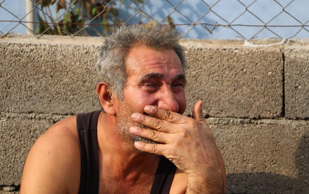 Antalya'da ağlatan yangın - 18