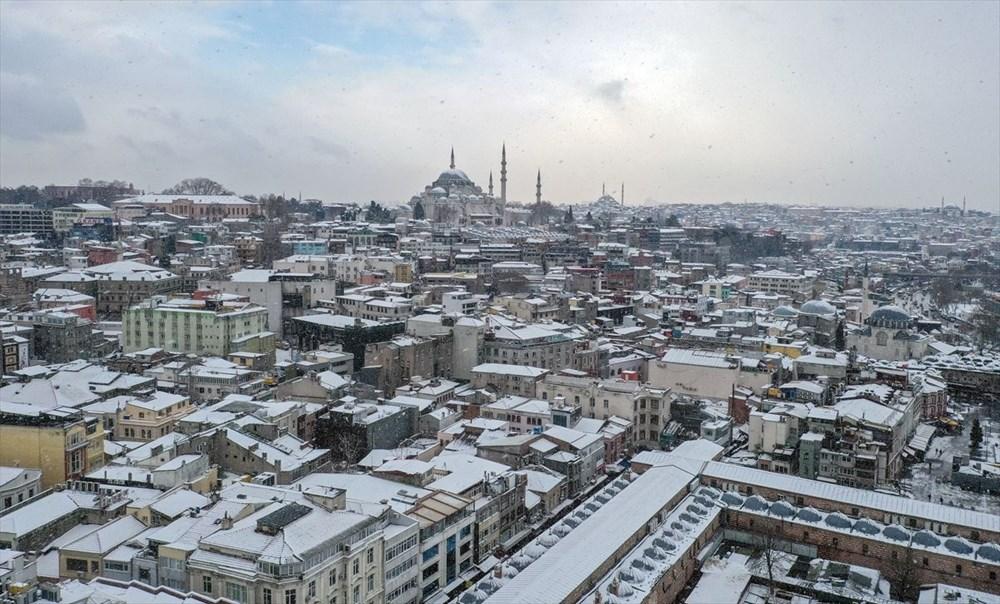 Kar altındaki Türkiye - 33