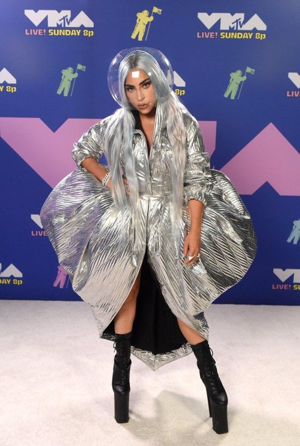 2020 MTV Video Müzik Ödülleri sahiplerini buldu - 18