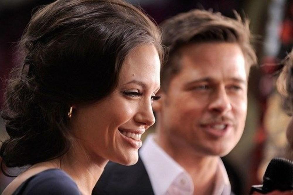 Angelina Jolie, Brad Pitt ile ortaklığını bitirmek istiyor - 1