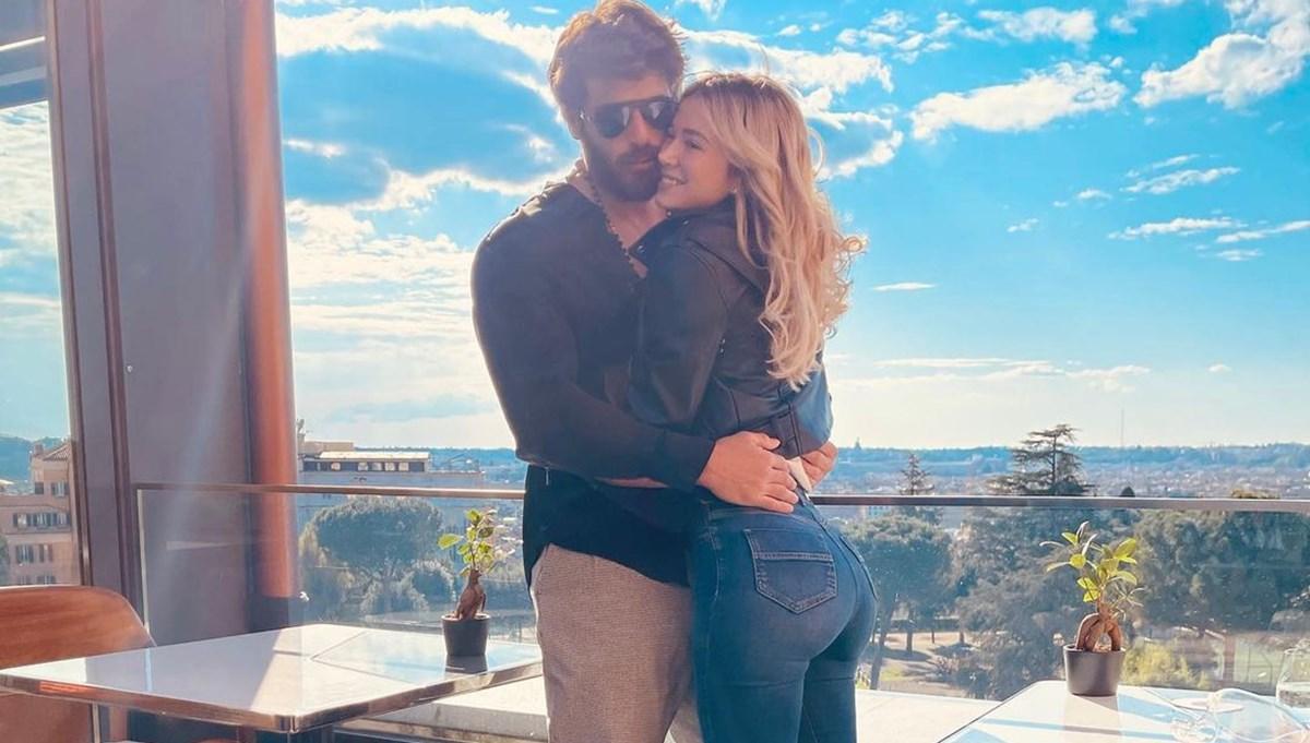 Can Yaman'ın sevgilisi Diletta Leotta ile milyarder Ryan Friedkin görüntülendi