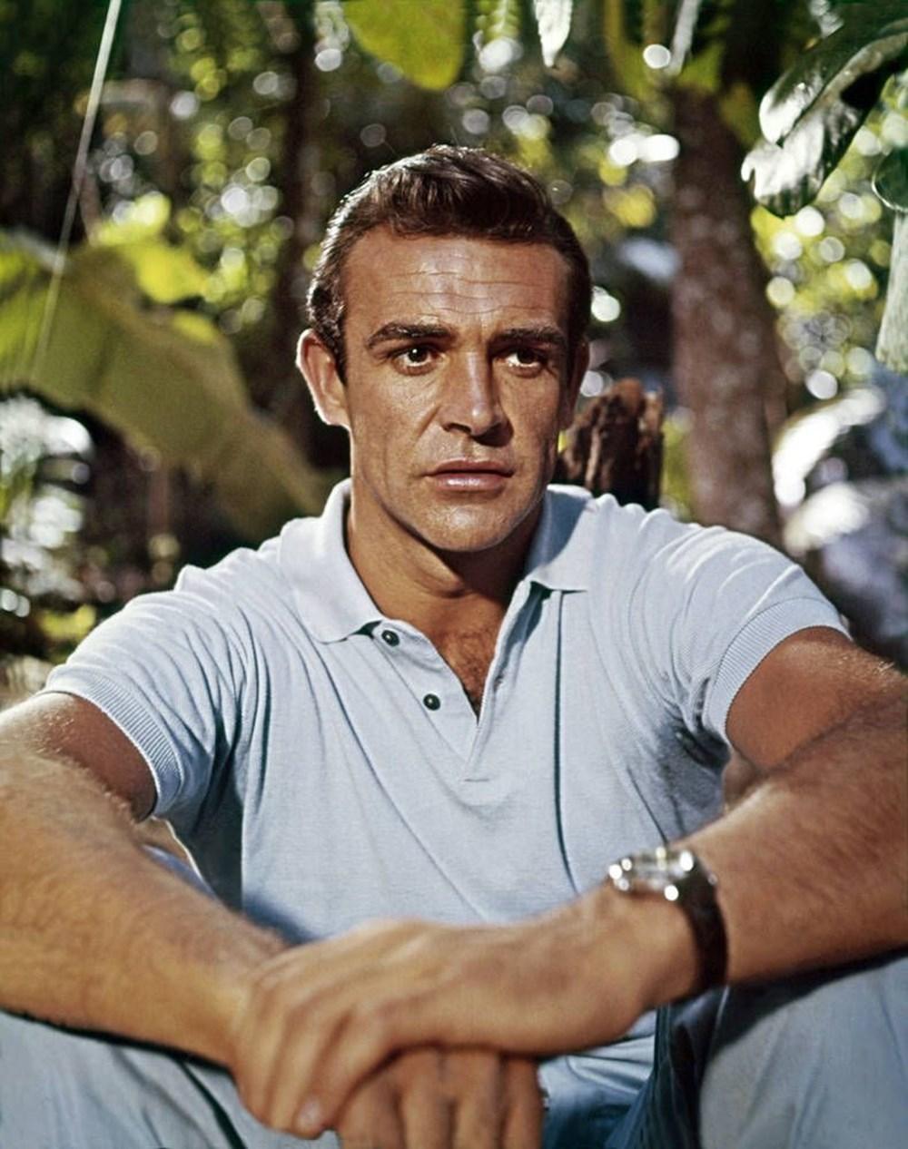 'En iyi James Bond' Sean Connery'ye 90. doğum günü kutlaması - 7