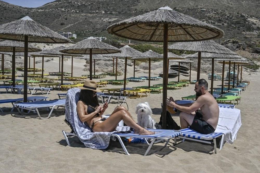 Yunanistan'da öncelik turizm: Yabancı turistleri geri getirmek amacıyla adalardaki herkes aşılanacak - 8